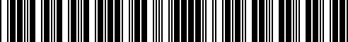 Barcode for 999C3-MX000