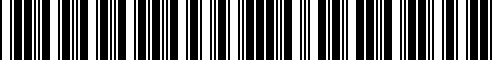 Barcode for 999R1-R402A