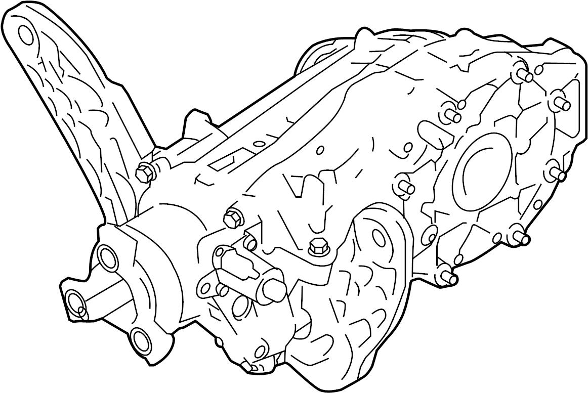 INFINITI JX35 Bolt Drive Gear - 38102-4N200 | INFINITI ...