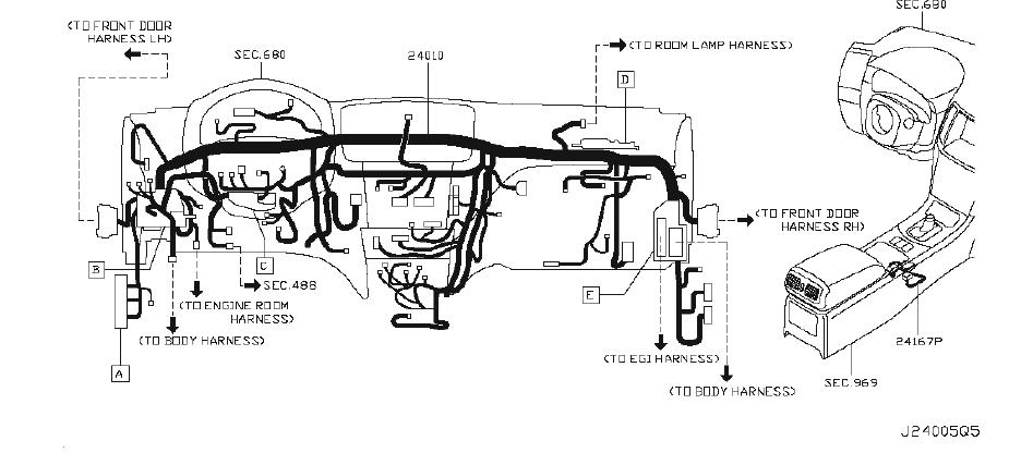 Infiniti G35 Protector Harness  Deicer  Day  Runnin